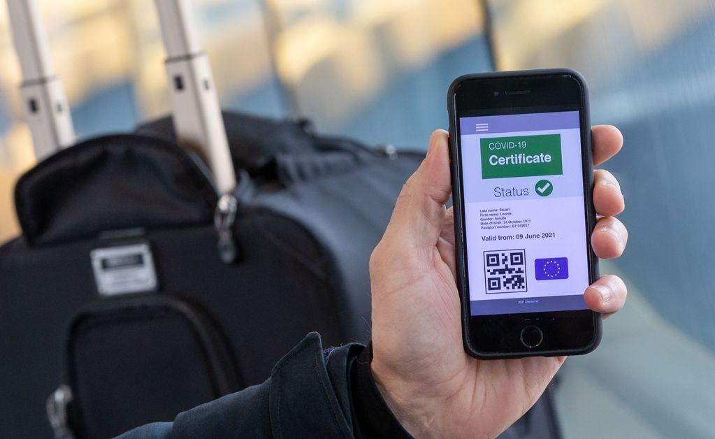 Цифровият вариант на европейския зелен сертификат за ваксинация срещу COVID-19