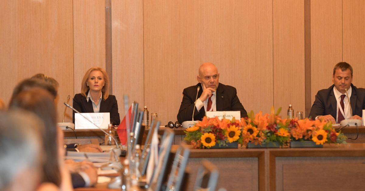 Главният прокурор на Република България Иван Гешев откри Вторият работен