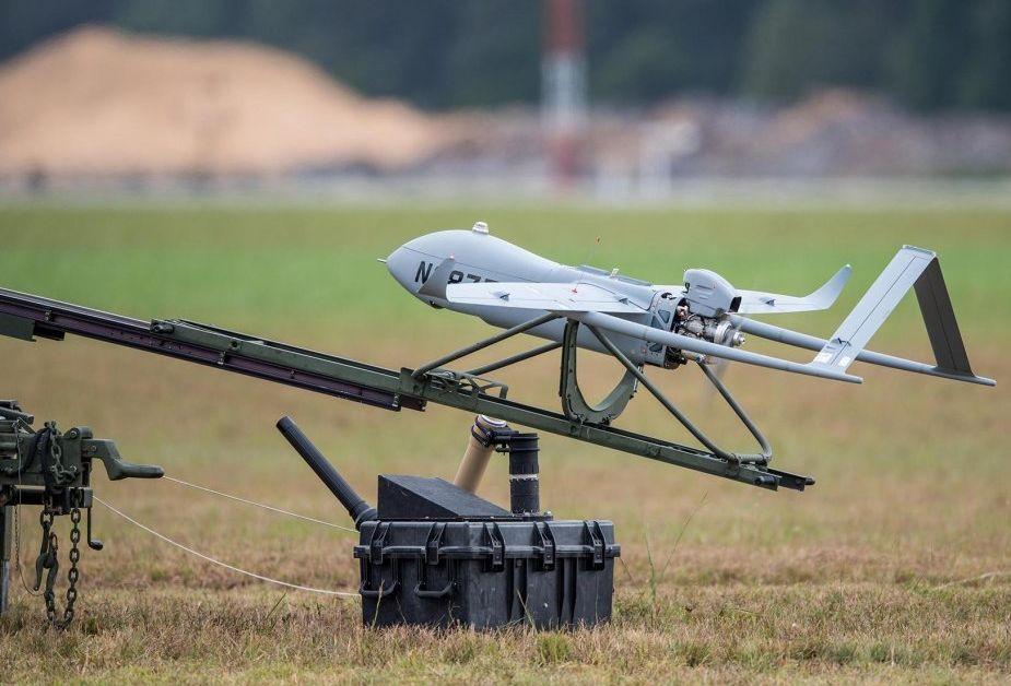 Безпилотен летателен апарат Aerosonde Mk 4.7 на Съвместното командване на