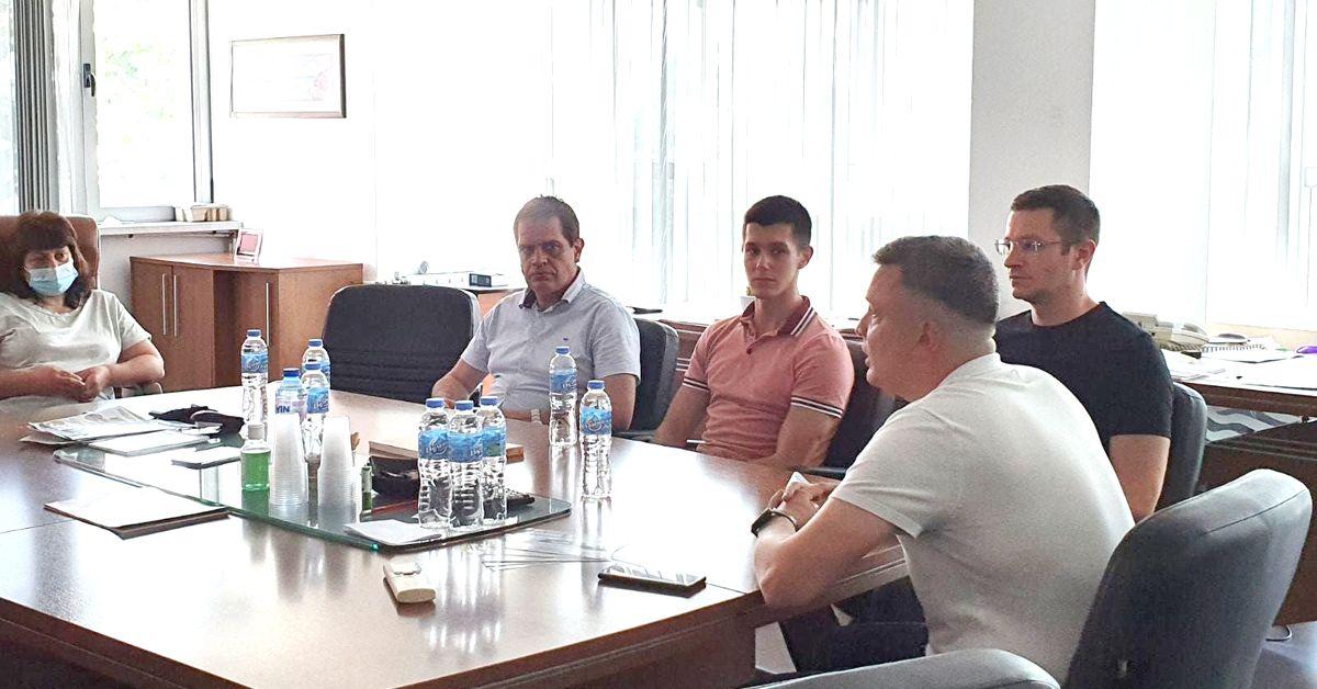 Кандидатите за народни представители от Коалиция ГЕРБ-СДС от Старозагорски избирателен