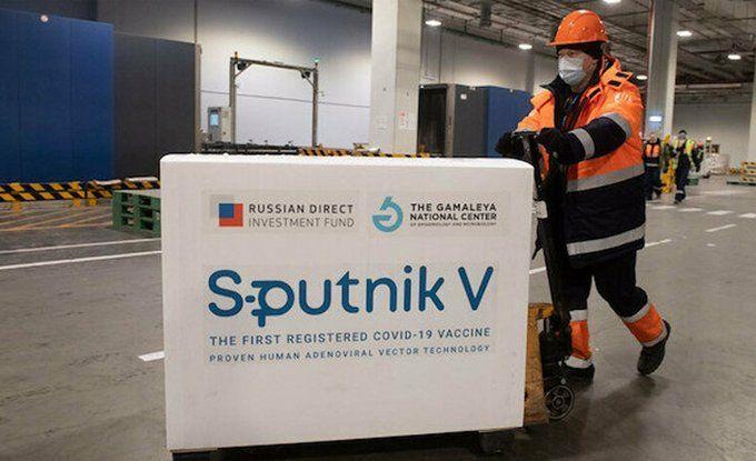Първата пратка с руски ваксини Sputnik V пристигна в Турция,