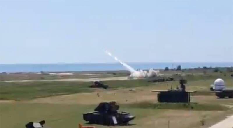 Американската зенитно-ракетната система