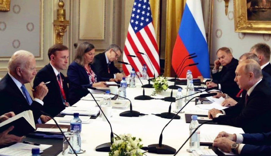 Русия и САЩ потвърждават ангажимента си към принципа, според който