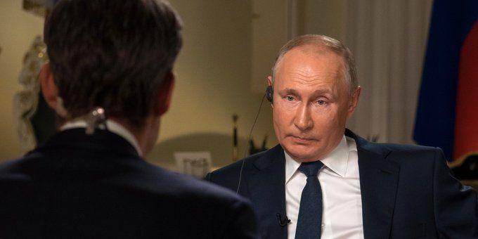 Президентът Владимир Путин отхвърли като