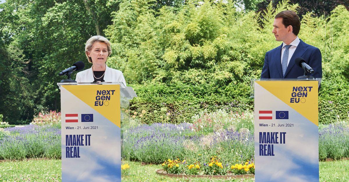Председателката на Комисията на ЕС Урсула фон дер Лайен е