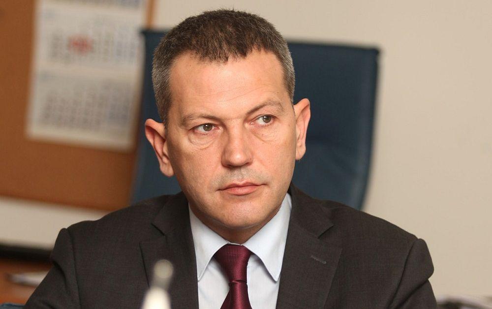 Министърът на транспорта, информационните технологии и съобщенията Георги Тодоров изпрати