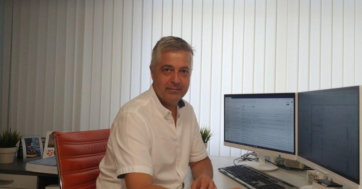 """Нашият гост:Арх. Димитър Дачев e водещ проектант по част """"Архитектура"""","""