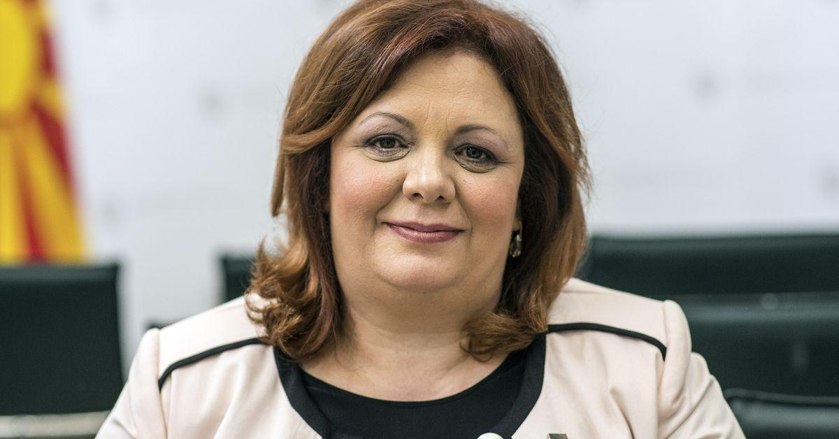 Бившият специален прокурор на Република Северна Македония Катица Янева днес