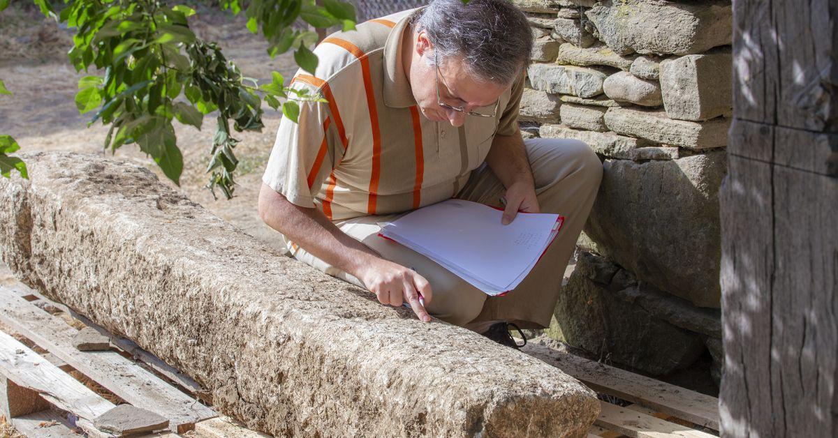 Археолози от НИМ, ръководени от проф. д-р Иван ХристовНаходката е