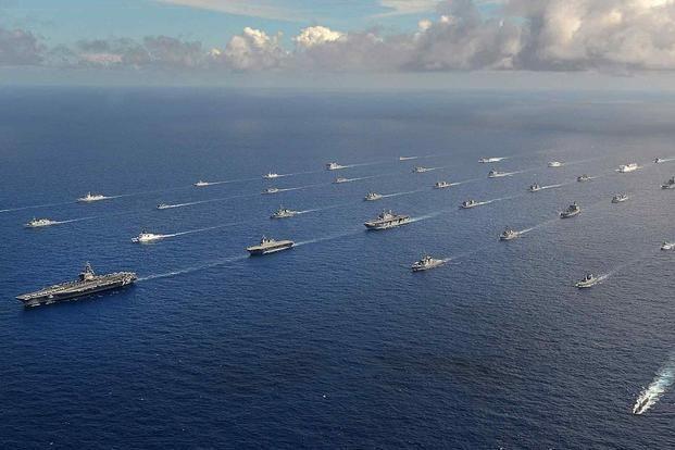 САЩ започват днес най-голямото си военноморско учение от 40 години,