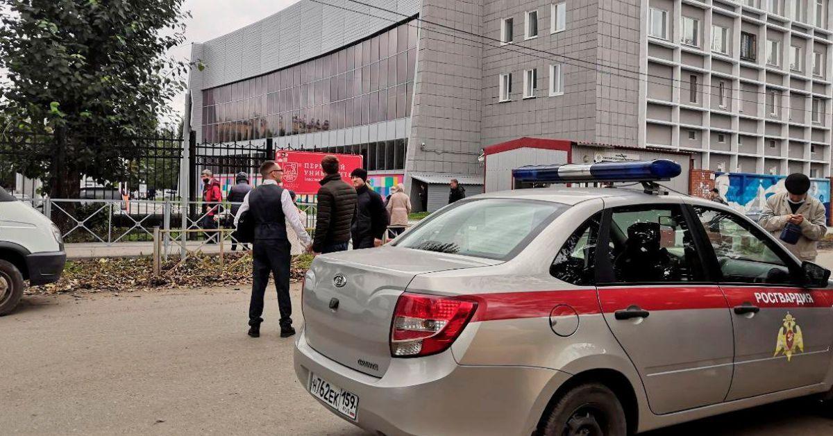 18-годишният нападател бе ранен и арестуванМотивите му засега не са