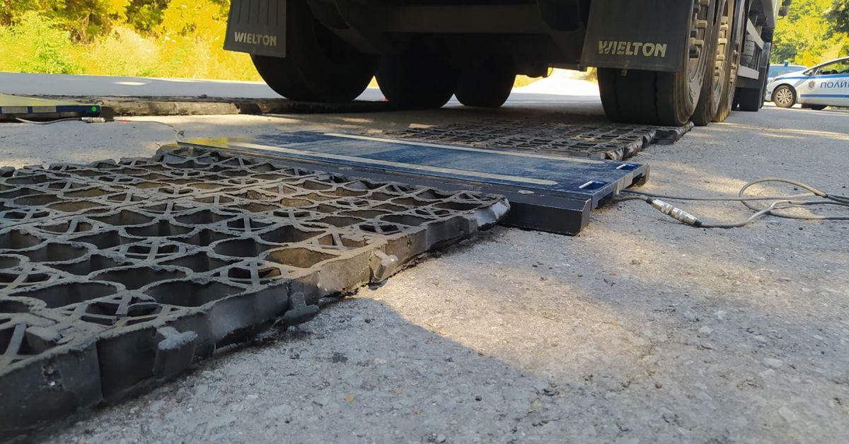 Засилени проверки на камиони стартираха в петък и ще продължат