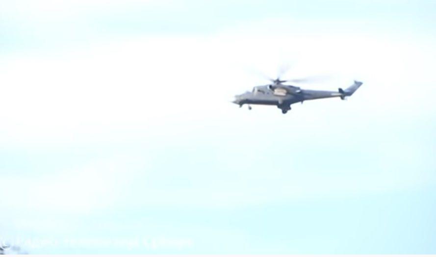 От четвъртък три от четирите нови ударни вертолета на сръбската