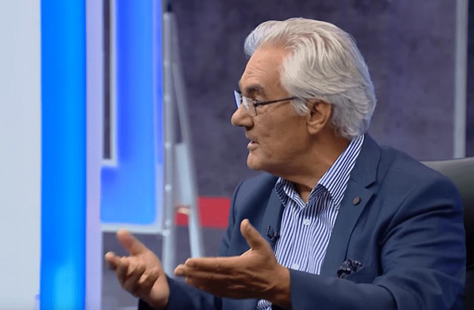 Бившият посланик на Република Северна Македония в България Георги Спасов