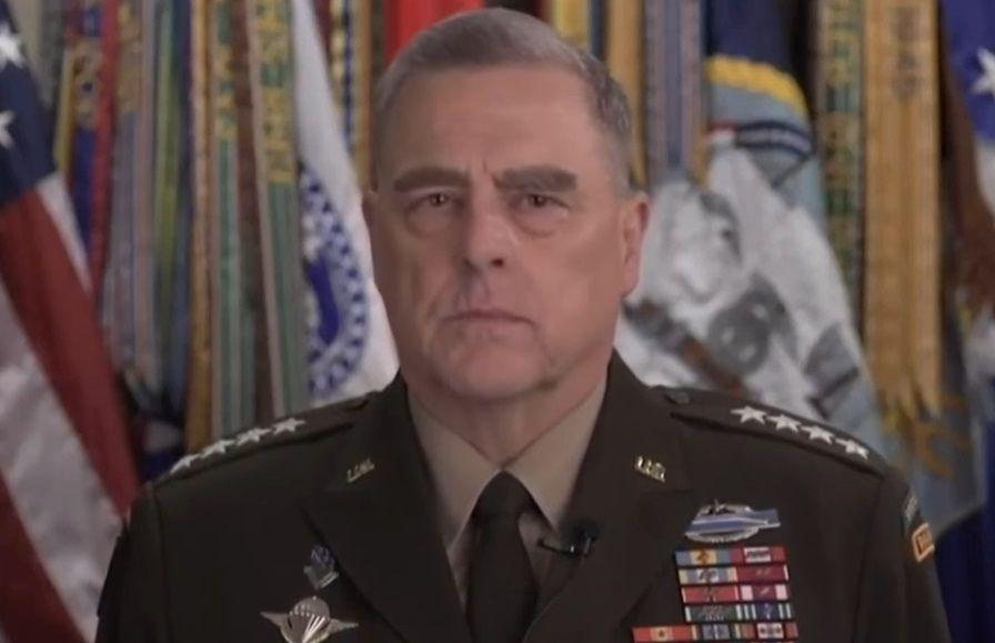 Най-високопоставеният генерал в САЩ се е обадил тайно на китайския