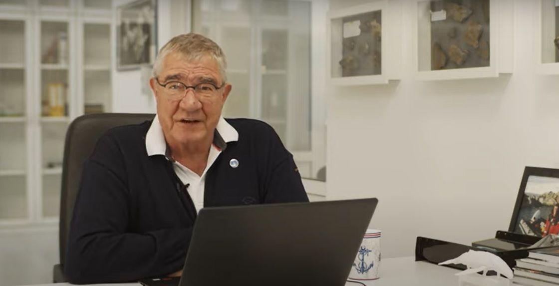Професор Христо Пимпирев - университетски преподавател, учен, полярен изследовател и
