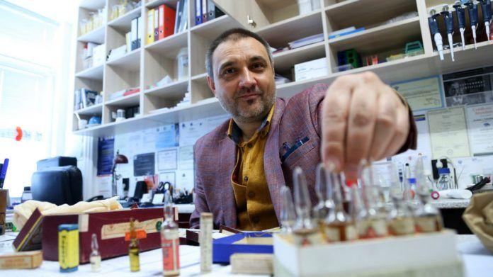 Проф. Чорбанов представи Български прототип на ваксина срещу Ковид-19 на световен конгрес