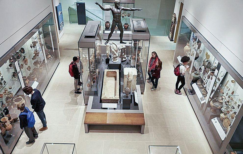 Решение по меркитеЗаради заповедта на здравния министърНационалният археологически музей ще