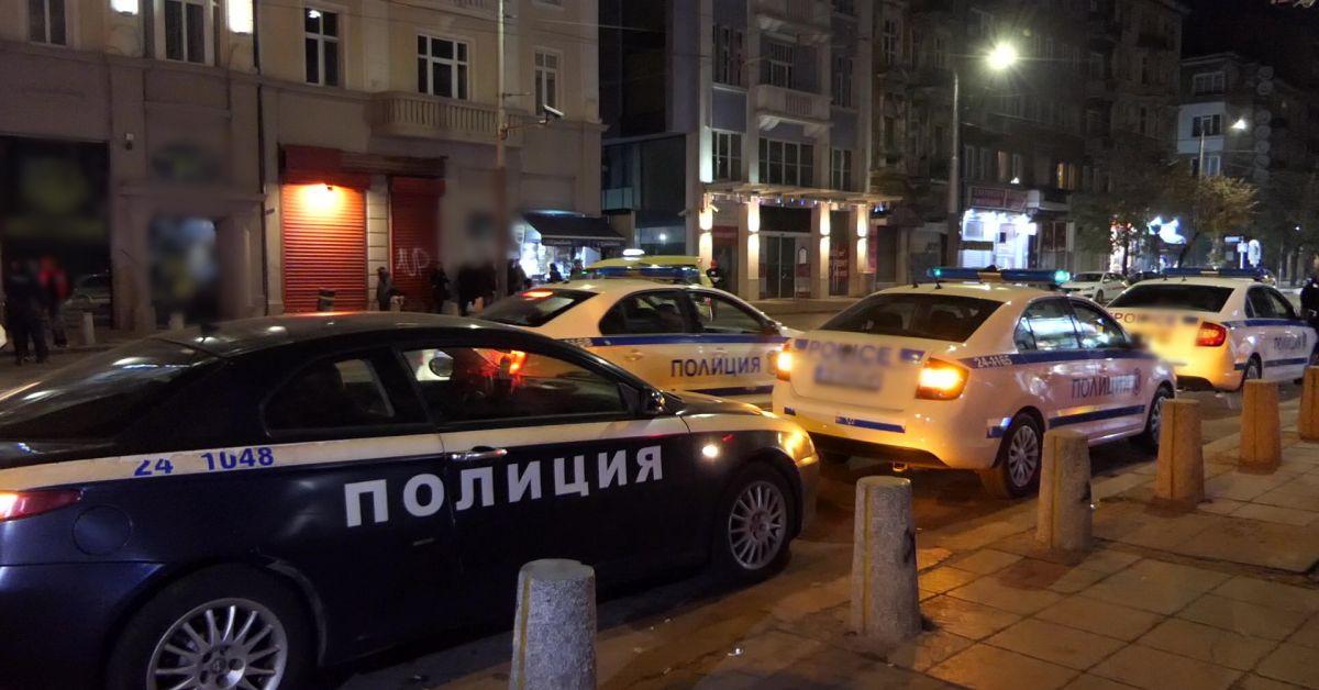 Полицейската операция по различни направления - незаконната миграция, неправомерен таксиметров