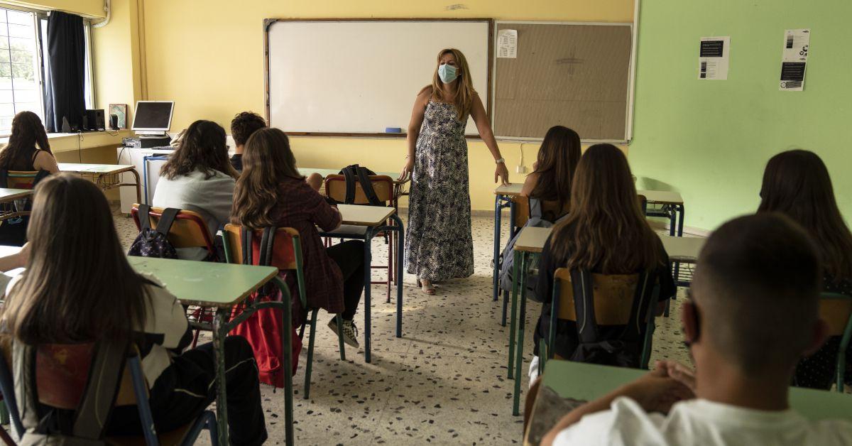 Тестовете за Covid-19 в системата на гръцкото образование са задължителни.