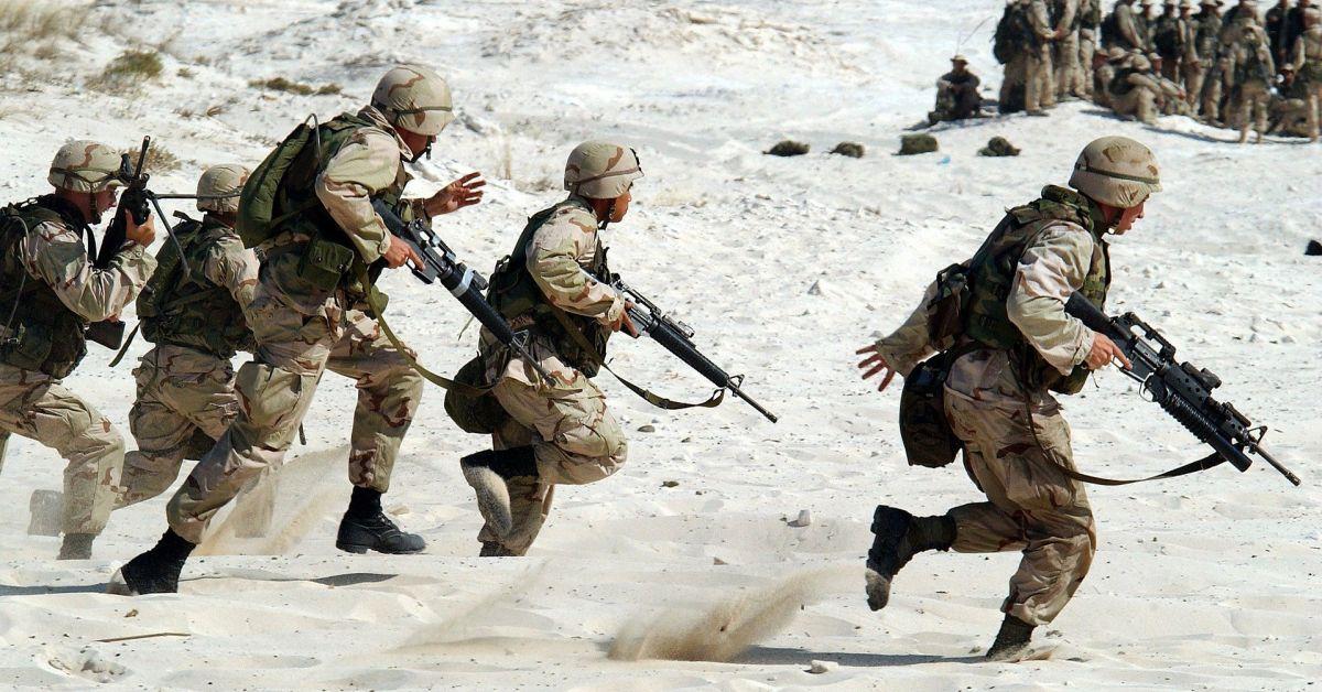 Броят на американските военни, починали от усложнения, причинени от СOVID-19,